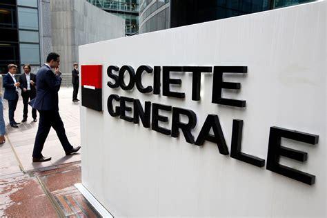 siège social de la société générale la société générale symbole de la défiance des marchés