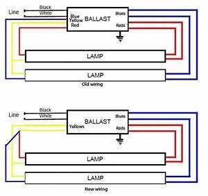 4 Pin Ballast Wiring Diagram 26661 Archivolepe Es
