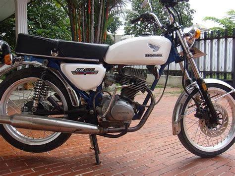 Cb 125 Modif by Classic Motorcycles Honda Cb 125 1974 Modif Retro