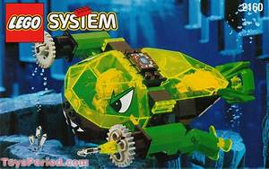 Lego 2160 Crystal Scavenger Set Parts Inventory And