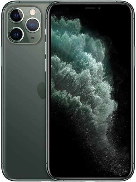 smartphone apple iphone pro gb verde notte green