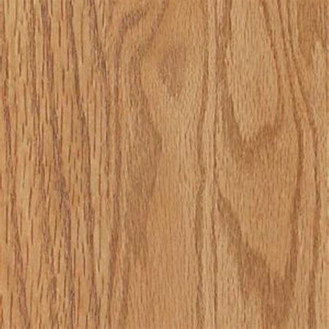 laminate wood flooring home depot mohawk bayhill harvest oak laminate flooring 5 in x 7 in take home sle un 472885 the