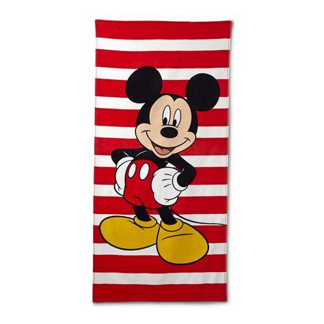 disney beach towel mickey mouse home bed bath