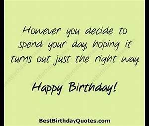 Birthdays, Quotes and Hope on Pinterest