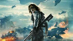Winter Soldier Wallpapers - Wallpaper Cave