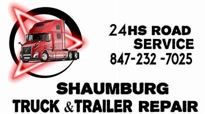 Truckdown Schaumburg Repair Trailer Truck