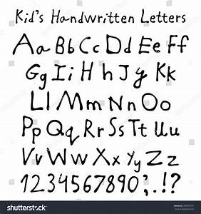 Worksheets script alphabet for kids opossumsoft for Children s books about writing letters
