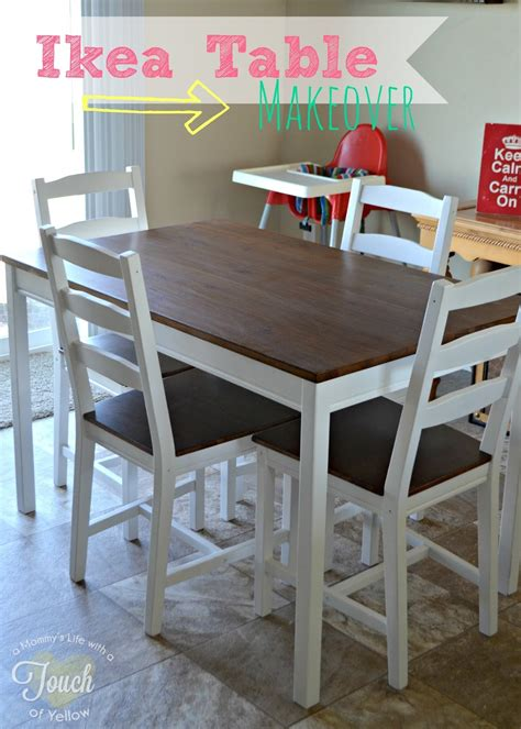 ikea kitchen table and chairs a mommy 39 s life with a touch of yellow ikea kitchen