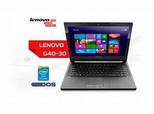 Jual Laptop Lenovo G40-30 Bnib