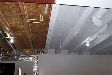 Best Paint Sprayer For Walls And Ceilings by 25 Best Ideas About Basement Ceiling Painted On