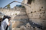 The Western Wall 'spit out a stone,' and some see a ...