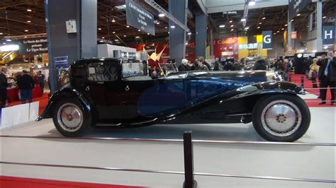 Just six type 41 royale were made in molsheim, or for some historians, seven. Bugatti ROYALE «Coupé Napoléon» (1929) - YouTube