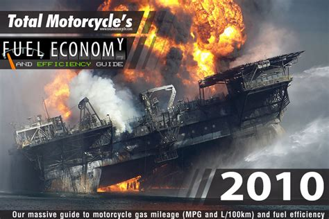 2010 Motorcycle Model Fuel Economy Guide In Mpg And L