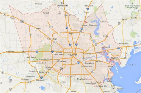 interstate  fully routed  houston harris county