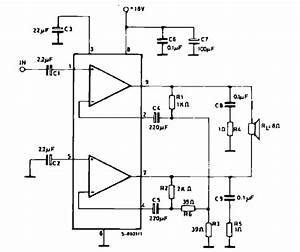 Amplifiercircuits Com  Stereo Amplifier