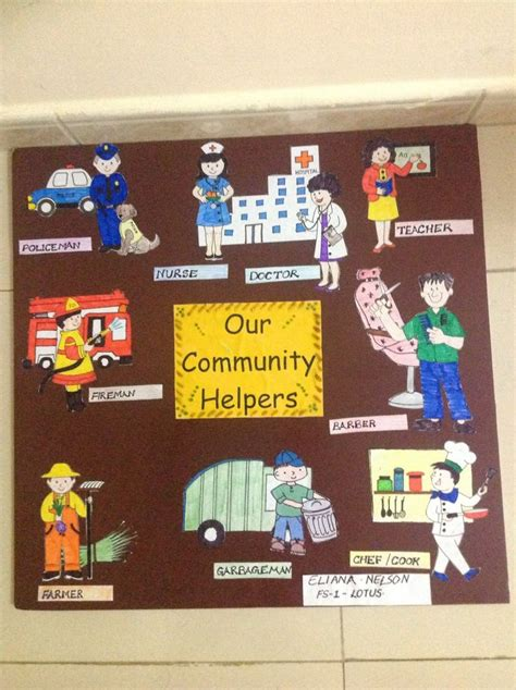 best 25 community helpers ideas on 701 | 668f2703d9ae820e83c726abf736c4bd school site tot school