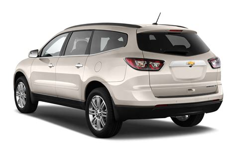 2017 Chevrolet Traverse Reviews And Rating