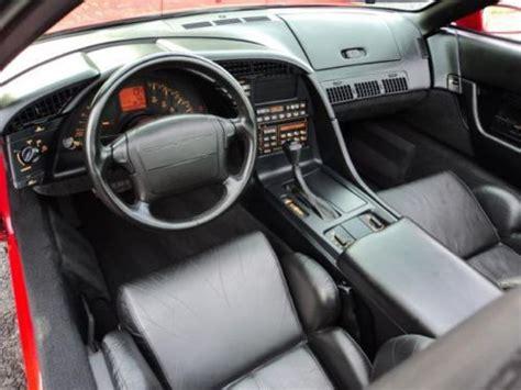 find   corvette  anniversary edition lt