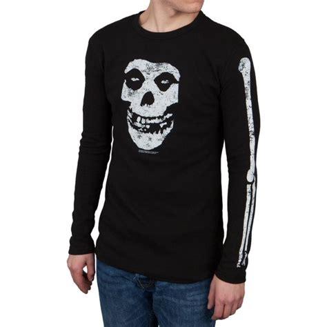Misfits - Misfits - Skull Logo Thermal - Small - Walmart ...