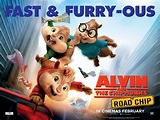 Alvin and The Chipmunks: The Road Chip Movie - In UK ...