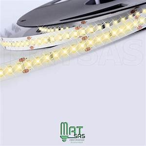 Ruban Led Blanc Chaud 220v : ruban led 2835 120 led m tre blanc chaud ~ Edinachiropracticcenter.com Idées de Décoration