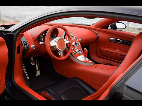 For car buyers and car enthusiasts there is daily auto news from germany and the world. 2009 Bugatti Veyron Fbg par Hermes New Color Combinations - Interior - 1920x1440 - Wallpaper