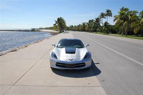 Hertz Corvette Stingray 7 Day Diary