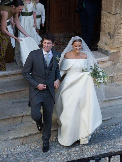 lady charlotte marries billionaire fiance  fairytale