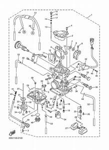Carburetor For 2002 Yamaha Yz250