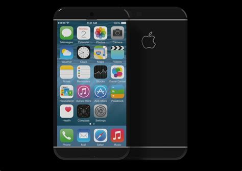 iphone 7 concept apple iphone 7 concept features more smart sensors cool