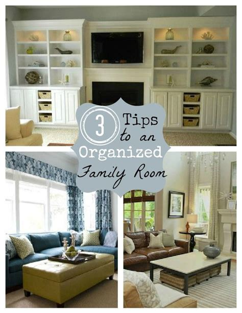 Living Room Storage Solutions by 3 Creative Storage Solutions For The Family Room Storage