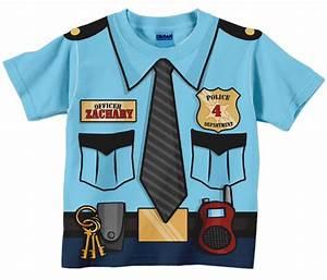 Police Uniform Clipart - ClipartXtras