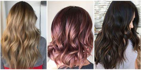 Ten Gorgeous Ombre And Balayage Hairstyles For Pigtailed Brunette