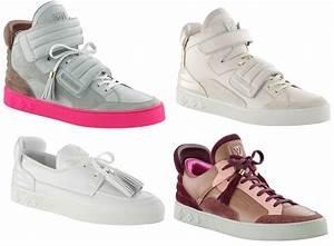 Louis Vuitton Sneakers Kanye West fashiontour.it