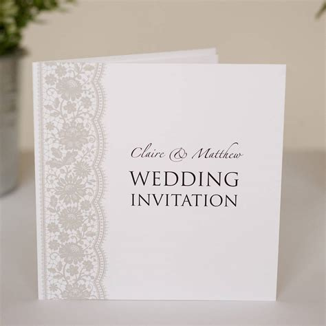 Personalised Lace Wedding Invitations By Twentyseven. Should I Print My Wedding Pictures Glossy Or Matte. Help On Wedding Speech. Wedding Organizer Wina. The Wedding Planner Online Subtitrat In Romana. Fall Wedding What To Wear. Wedding Packages In Miami. Beach Bag Wedding Favor Ideas. Wedding Venues Los Angeles