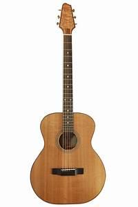 Birdseye Maple Acoustic Baritone