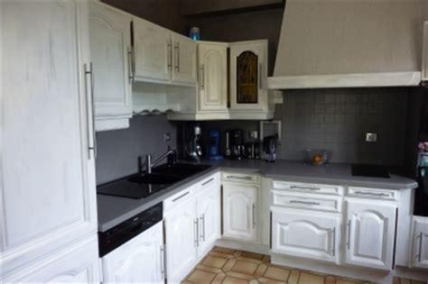 repeindre cuisine rustique formidable peinture pour repeindre meuble ancien 15