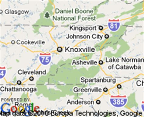foto de Map of Gatlinburg United States Hotels Accommodation