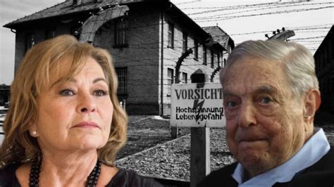 Roseanne Barr George Soros Is A Nazi Collaborator Your