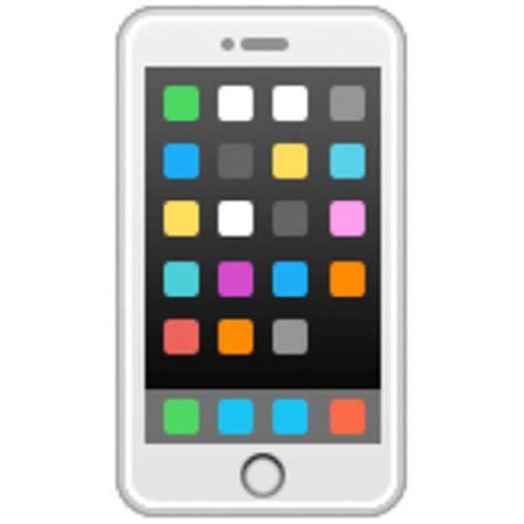 mobile phone emoji u 1f4f1 u e00a
