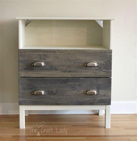 dresser with tv mount remodelaholic 25 ikea tarva chest hacks