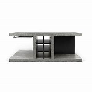 Table De Salon Alinea : table basse bouts de canap tables basses salon alin a ~ Premium-room.com Idées de Décoration