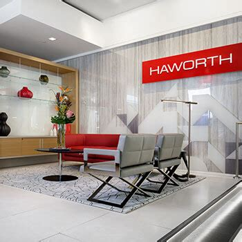 discover haworths showrooms