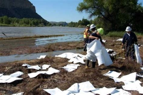 ExxonMobil Oil Spill in Yellowstone River | Utilities ...