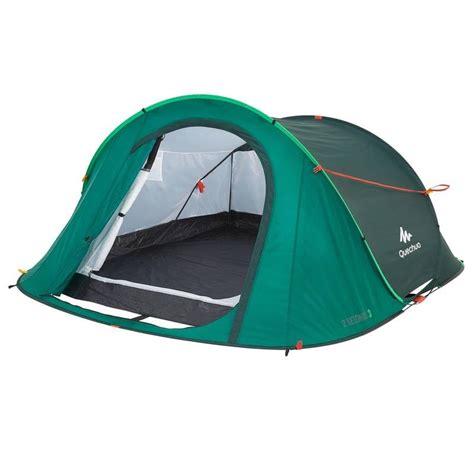 toile de tente 2 chambres 2 seconds 3 green decathlon