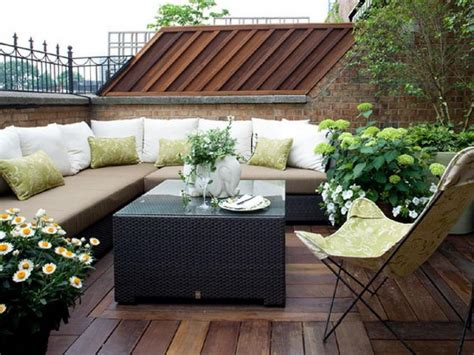 Small Patio And Deck Ideas by 25 Beautiful Rooftop Garden Designs To Get Inspired