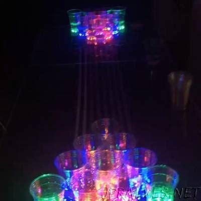 led arduino beer pong table jpralvesnet