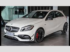 MercedesAMG A 45 facelift 2016 YouTube