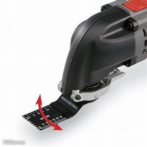 Oscillating Saw Tool