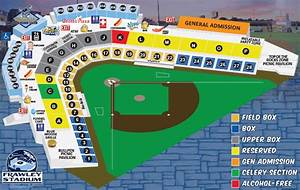 Red Rocks Reserved Seating Chart Seating Chart Wilmington Blue Rocks Ballpark Info